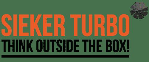 SIEKER TURBO Retina Logo